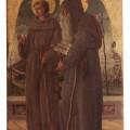 Giorgio Schavione, San Francesco e San Girolamo