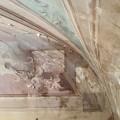 Durante il restauro