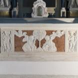 Restauro dell'Altare della Madonna Addolorata nella Chiesa di Pilastro d'Este PD