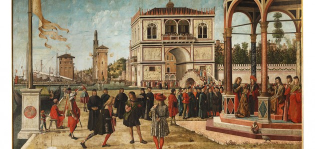 Il restauro del ciclo di Sant'Orsola di Vittore Carpaccio